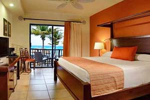 Privileged Superior Ocean View Rooms at Catalonia Riviera Maya